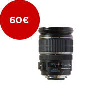 EF-S 17-55mm f/2,8 IS USM